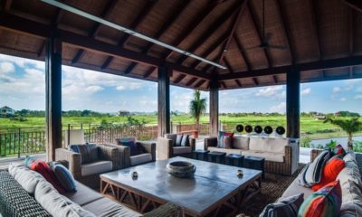 Ambalama Villa Outdoor Lounge, Seseh | 7 Bedroom Villas Bali
