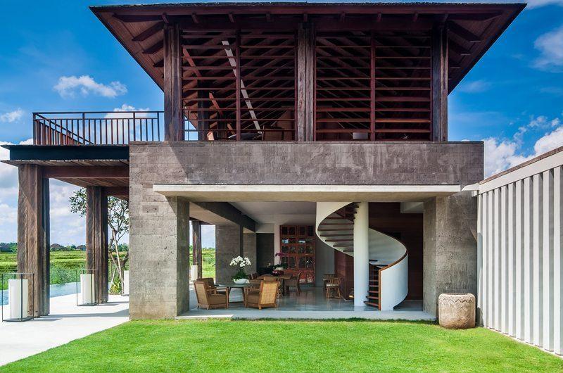 Ambalama Villa Outdoor View, Seseh | 7 Bedroom Villas Bali
