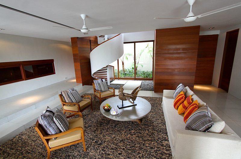 Ambalama Villa Lounge Area, Seseh | 7 Bedroom Villas Bali