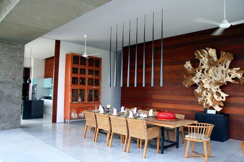 Ambalama Villa Dining Area, Seseh | 7 Bedroom Villas Bali