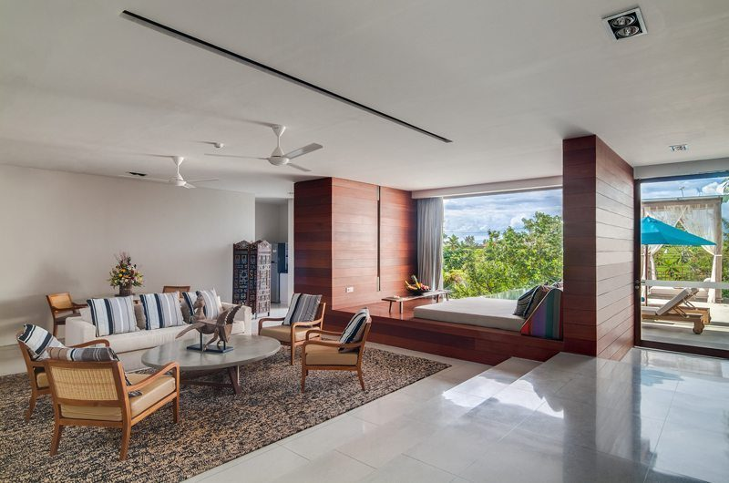 Ambalama Villa Spacious Bedroom with Sofa, Seseh | 7 Bedroom Villas Bali