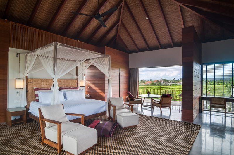 Ambalama Villa Spacious Bedroom and Balcony, Seseh | 7 Bedroom Villas Bali