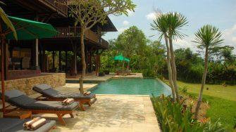 Atas Awan Villa Sun Beds, Ubud | 7 Bedroom Villas Bali