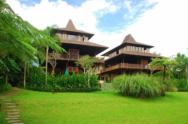 Atas Awan Villa Outdoor Area, Ubud | 7 Bedroom Villas Bali