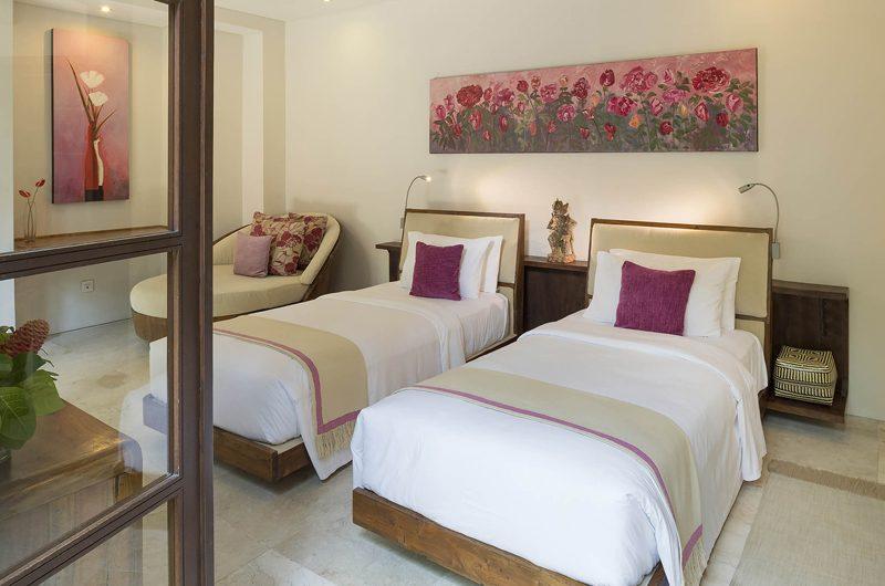 Lataliana Villas Twin Bedroom, Seminyak | 7 Bedroom Villas Bali