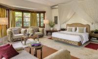 Lataliana Villas Spacious Bedroom with Seating Area, Seminyak | 7 Bedroom Villas Bali