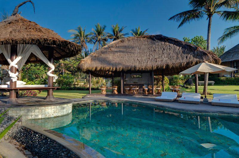 Taman Ahimsa Swimming Pool, Seseh | 7 Bedroom Villas Bali