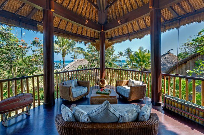 Taman Ahimsa View from Balcony, Seseh | 7 Bedroom Villas Bali