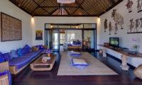 Taman Ahimsa Bedroom attached with TV Room, Seseh | 7 Bedroom Villas Bali