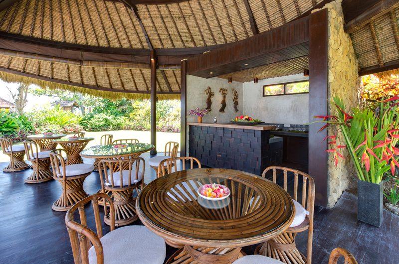 Taman Ahimsa Pool Side Dining, Seseh | 7 Bedroom Villas Bali