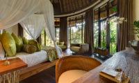 Taman Ahimsa Bedroom with Garden View, Seseh | 7 Bedroom Villas Bali