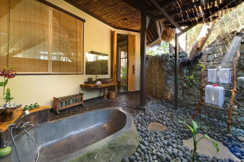 Taman Ahimsa Semi Open Bathtub, Seseh | 7 Bedroom Villas Bali