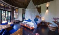 Taman Ahimsa Bedroom with Seating Area, Seseh | 7 Bedroom Villas Bali