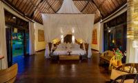 Taman Ahimsa Spacious Bedroom with Wooden Floor, Seseh | 7 Bedroom Villas Bali