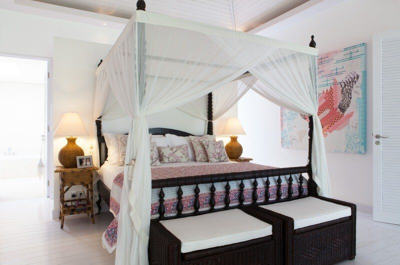 The Cotton House Four Poster Bed, Seminyak | 7 Bedroom Villas Bali