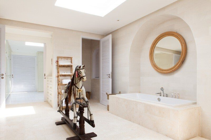 The Cotton House En-Suite Bathroom, Seminyak | 7 Bedroom Villas Bali