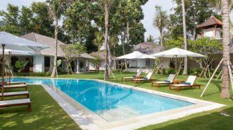 The Cotton House Swimming Pool, Seminyak | 7 Bedroom Villas Bali