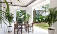 The Cotton House Seating Area, Seminyak | 7 Bedroom Villas Bali