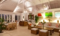The Cotton House Living Area, Seminyak | 7 Bedroom Villas Bali