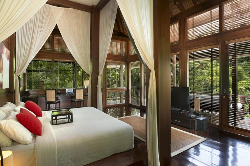 The Sanctuary Bali Bedroom and Balcony, Canggu | 7 Bedroom Villas Bali