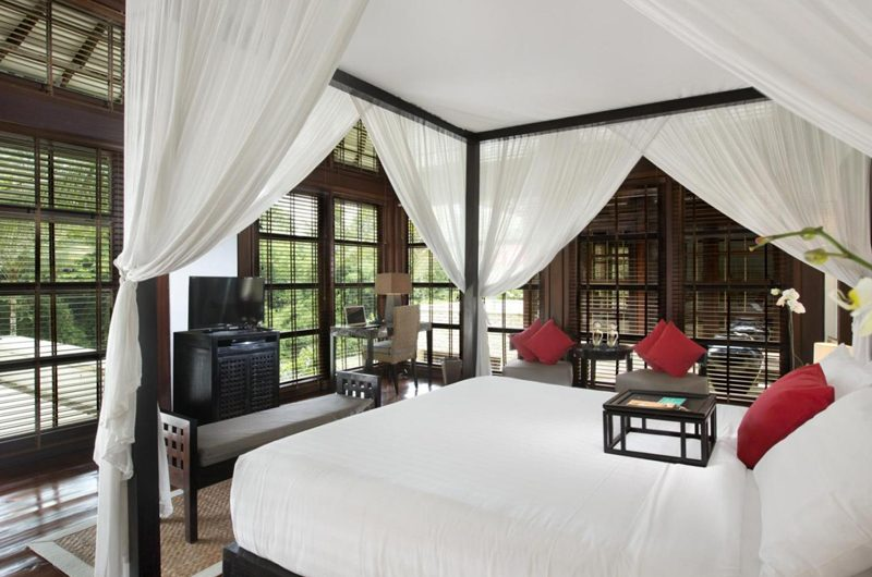 The Sanctuary Bali Bedroom with Seating Area, Canggu | 7 Bedroom Villas Bali