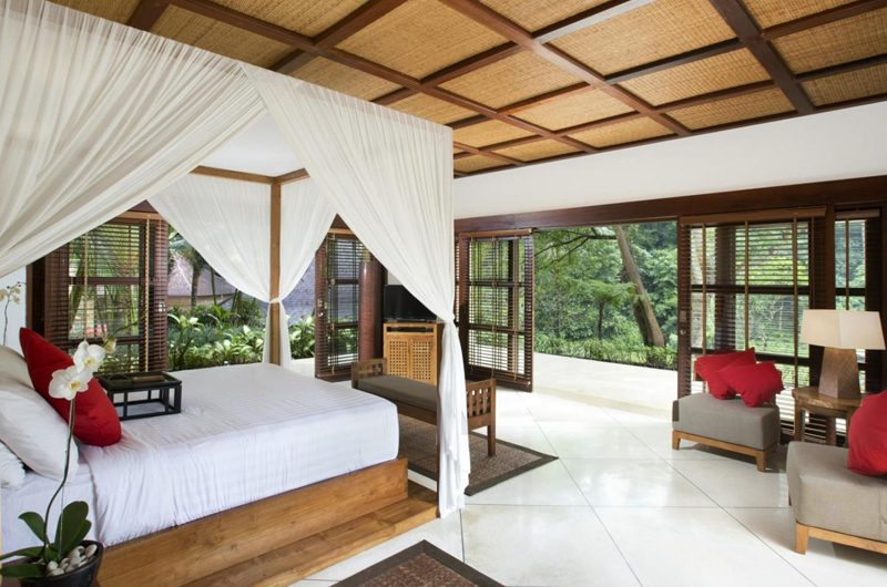 The Sanctuary Bali Spacious Bedroom, Canggu | 7 Bedroom Villas Bali