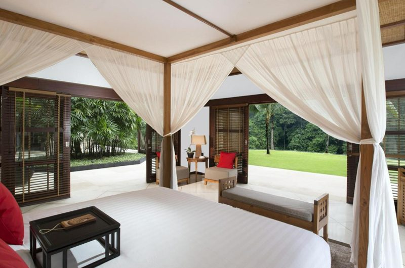 The Sanctuary Bali Bedroom with Garden View, Canggu | 7 Bedroom Villas Bali