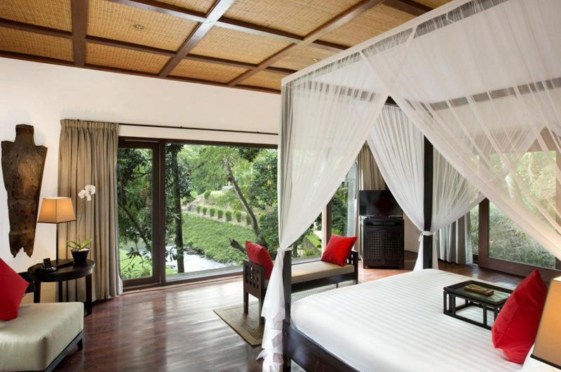 The Sanctuary Bali Bedroom with River View, Canggu | 7 Bedroom Villas Bali