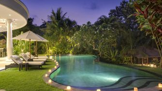Uma Wana Prasta Night View, Canggu | 7 Bedroom Villas Bali