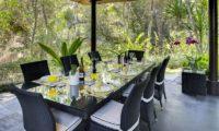 Uma Wana Prasta Outdoor Dining, Canggu | 7 Bedroom Villas Bali