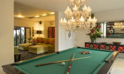 Uma Wana Prasta Billiard Table, Canggu | 7 Bedroom Villas Bali