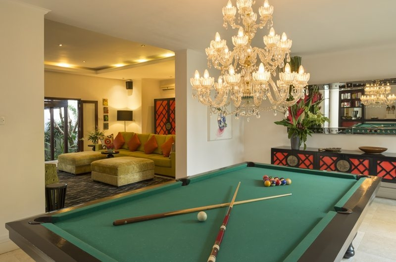 Uma Wana Prasta Billiard Table, Canggu | 7 Bedroom Villas Bali