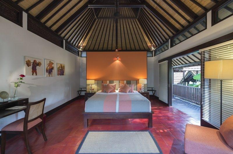 Uma Wana Prasta Bedroom and Balcony, Canggu | 7 Bedroom Villas Bali