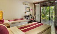 Uma Wana Prasta Twin Bedroom and Balcony, Canggu | 7 Bedroom Villas Bali