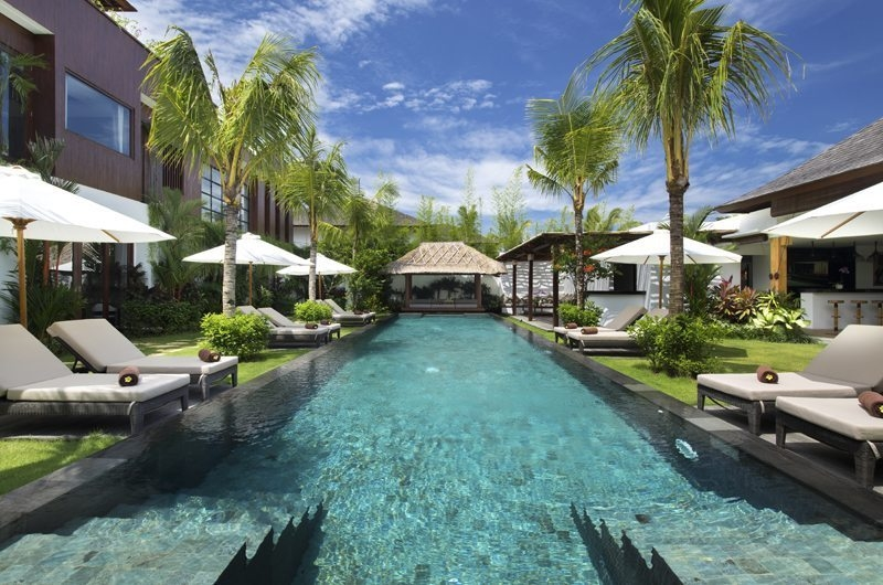 Villa Anam Swimming Pool, Seminyak | 7 Bedroom Villas Bali