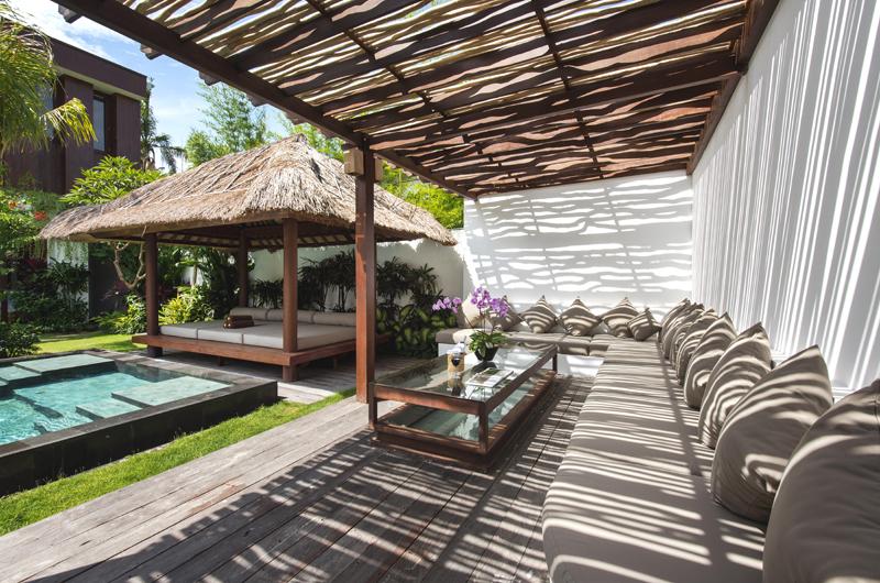 Villa Anam Pool Side Lounge, Seminyak | 7 Bedroom Villas Bali