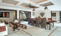 Villa Avalon Bali Dining Area, Canggu | 7 Bedroom Villas Bali