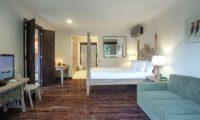 Villa Avalon Bali Bedroom with Sofa and TV, Canggu | 7 Bedroom Villas Bali
