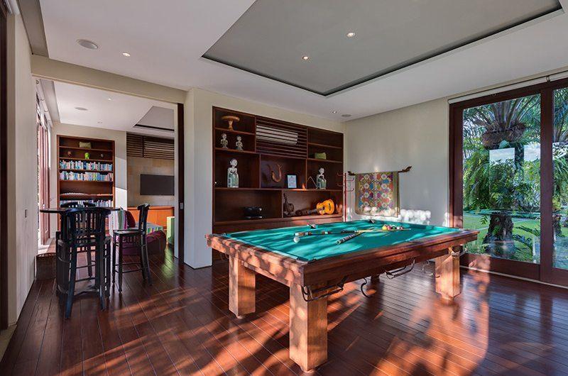 Bendega Villas Billiard Table, Canggu | 7 Bedroom Villas Bali