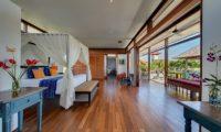 Bendega Villas Bedroom with Wooden Floor, Canggu | 7 Bedroom Villas Bali