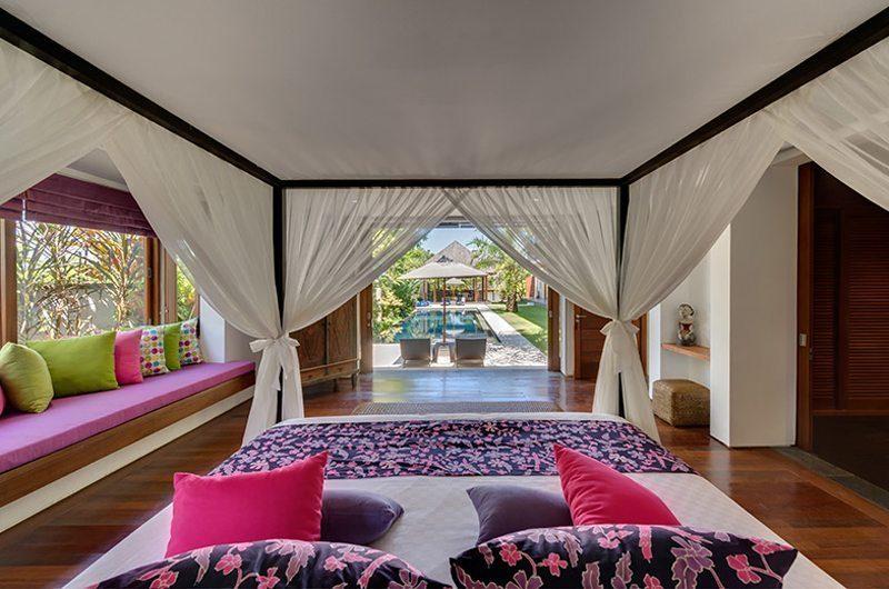 Bendega Villas Bedroom with Seating Area, Canggu | 7 Bedroom Villas Bali
