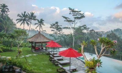 Villa Kembang Pool with View, Ubud | 7 Bedroom Villas Bali