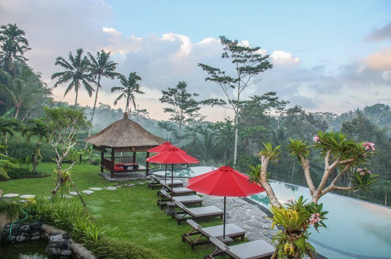 Villa Kembang Pool with View, Ubud   7 Bedroom Villas Bali