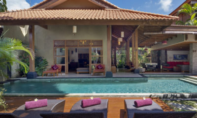 Villa Kinaree Estate Outdoor Area, Seminyak | 7 Bedroom Villas Bali