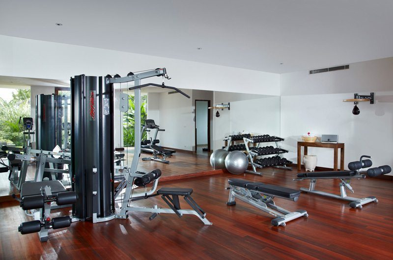 Villa Malaathina Gym, Umalas | 7 Bedroom Villas Bali