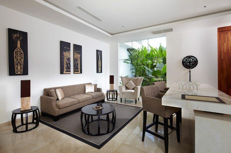 Villa Malaathina Seating Area, Umalas | 7 Bedroom Villas Bali