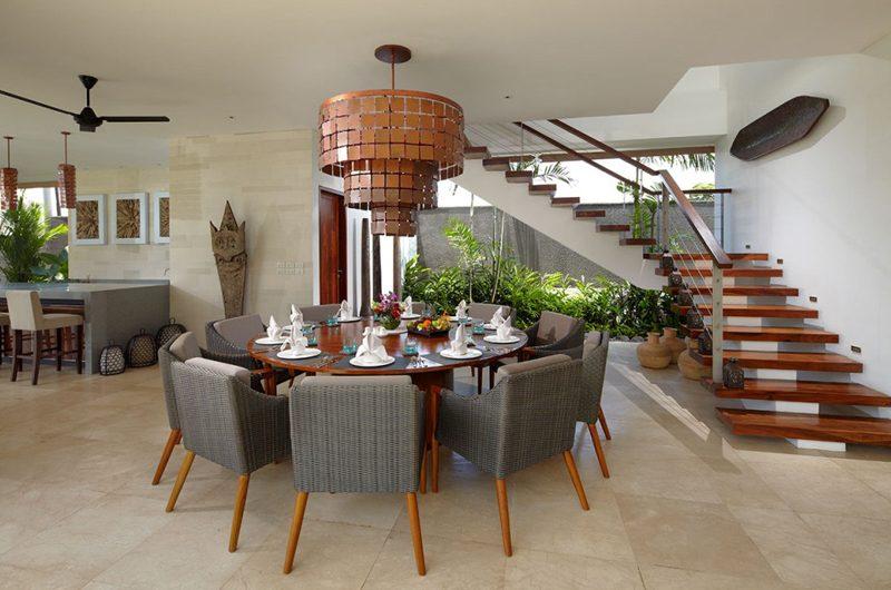 Villa Malaathina Dining Area, Umalas | 7 Bedroom Villas Bali