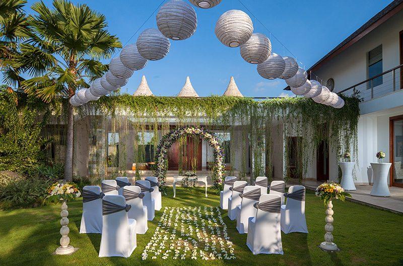 Villa Malaathina Wedding Set Up, Umalas | 7 Bedroom Villas Bali