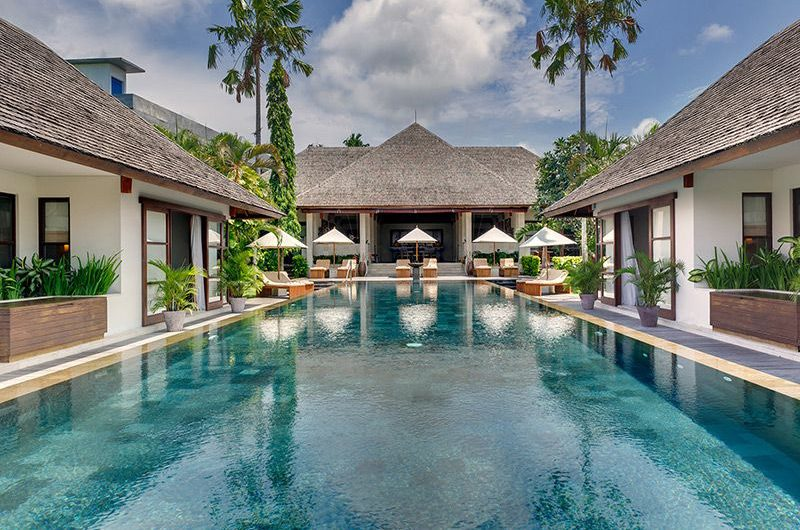 Villa Mandalay Swimming Pool, Seseh | 7 Bedroom Villas Bali