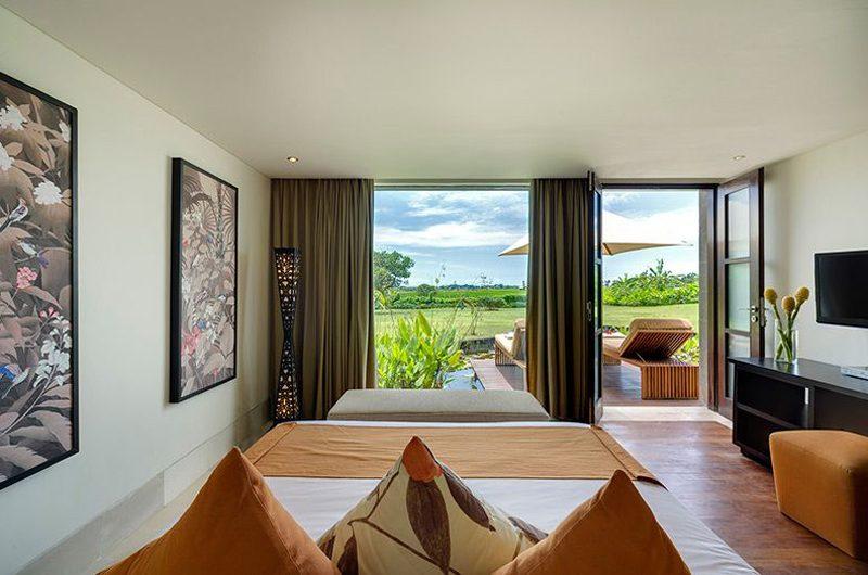 Villa Mandalay Bedroom with Outdoor View, Seseh | 7 Bedroom Villas Bali